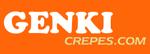Genki Crepes & Mini Mart Logo